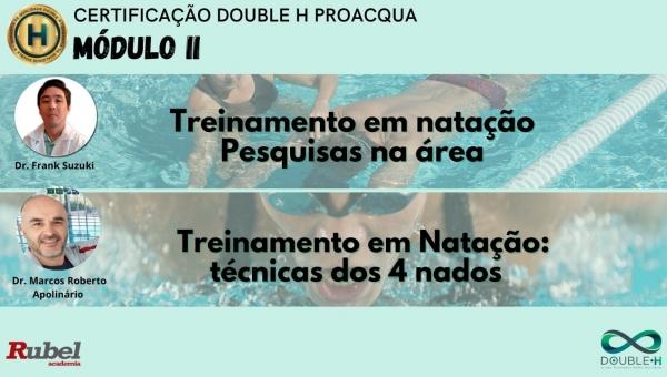 Treinamento em natação: Pesquisas na área