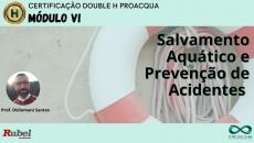 Salvamento aquático e prevenção de acidentes