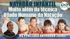 Natação Infantil: Muito além da técnica, o lado humano da natação