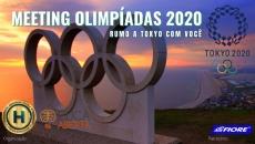 MEETING OLIMPÍADAS DOUBLE H 2021 - Rumo a Tokyo 2020 com você