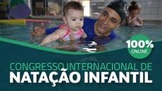 Congresso Internacional de Natação Infantil 100% Online