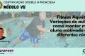 Fitness aquático: Variações de aulas