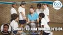 Série Despertar: Plano de Aula da Educação Física