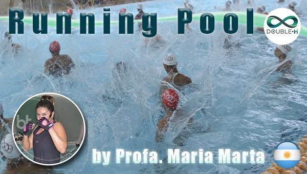 Hidroginástica: Running Pool: Treinamento de Corrida na Água
