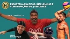 Esportes Aquáticos: Influências e Contribuições de 3 Esportes para um nadar consciente