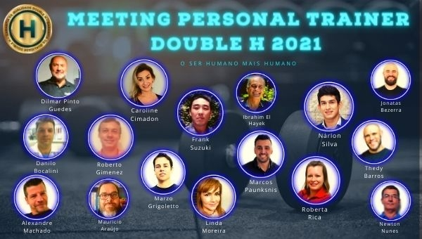 Meeting Personal Trainer Double H 2021
