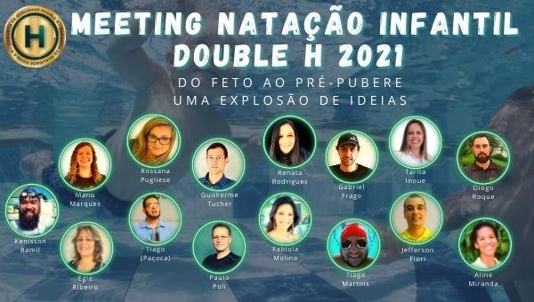 Meeting Natação Infantil Double H 2021