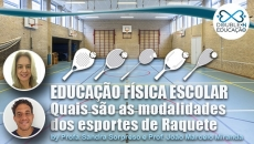Educação: Quais são as modalidades dos esportes de Raquete