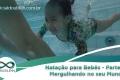 EAD - Natação para Bebês II: Mergulhando no seu Mundo
