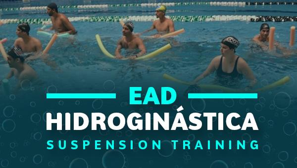 EAD Gratuito Hidroginástica: Suspension Training