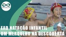 EAD - Natação Infantil: Um Mergulho na Descoberta
