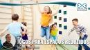 Educação Fisica Escola: Atividades em espaços reduzidos