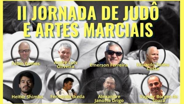 ll JORNADA DE JUDO E ARTES MARCIAIS NA ESCOLA