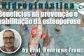 Hidroginástica: Benefícios na Prevenção e Reabilitação da Osteoporose
