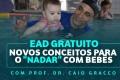 """Novos Conceitos para o """"Nadar"""" com Bebês"""