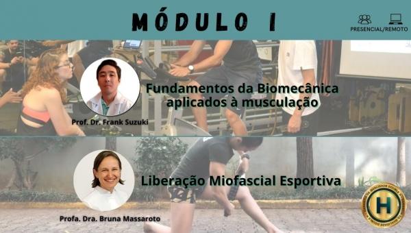 Fundamentos da Biomecânica aplicados a musculação e Liberação Miofascial