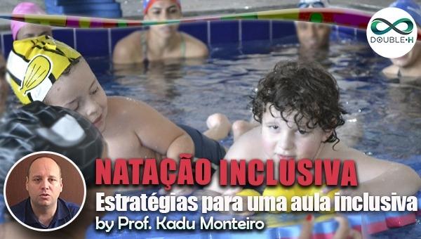 Natação Inclusiva: estratégias para uma aula inclusiva