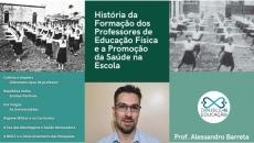 História da Formação dos Professores de Educação Física e a Promoção da Saúde na Escola