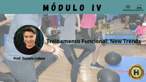 Treinamento Funcional: New Trends
