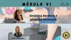 Ginástica aeróbica e ginástica localizada