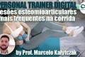 Treinamento Físico: Lesões osteomioarticulares mais frequentes na corrida
