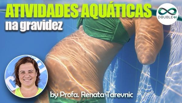 Atividades aquáticas na gravidez