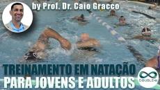 Natação: Treinamento em natação para jovens e adultos