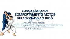 Curso básico de Comportamento Motor aplicado ao Judô